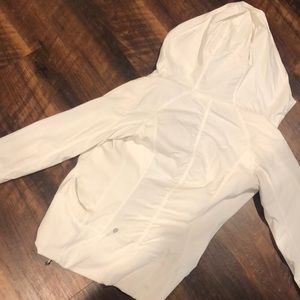 Lulu lemon reversible zip up hoodie